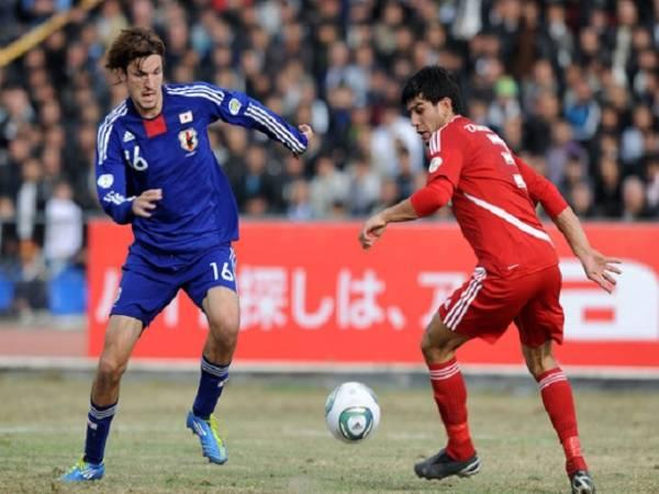 Soi kèo bóng đá Tajikistan vs Nhật Bản, 17h30 ngày 7/6