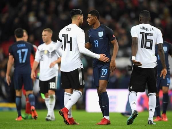 Tin bóng đá QT 25/6: ĐT Đức 'nắn gân' người Anh