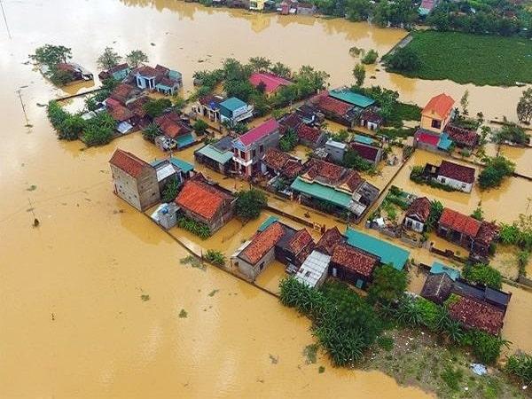 Mơ thấy lũ lụt đánh con số nào và có điềm tốt hay xấu?